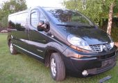 Renault Trafic 2, D